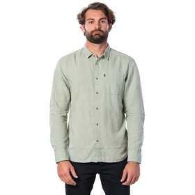 Rip Curl Eco Craft Camisa Manga Larga Hombre, seagrass